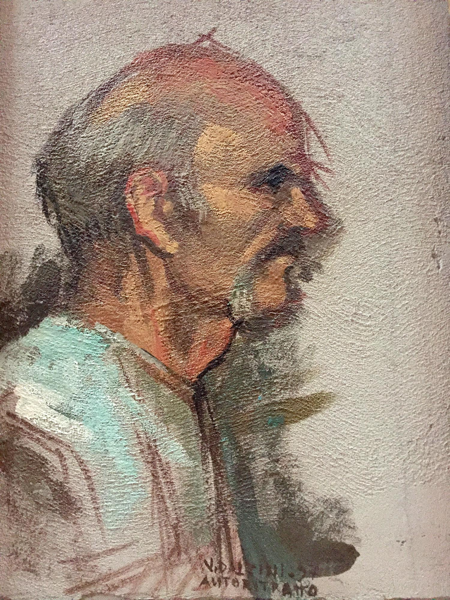 Autoritratto 1997