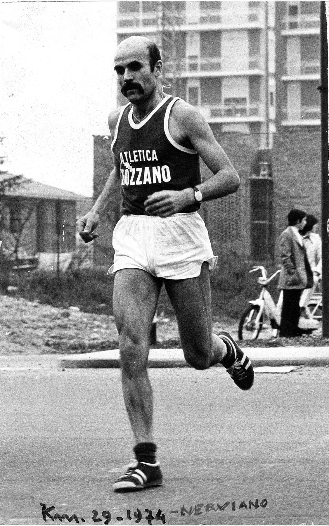 La Corsa 1974